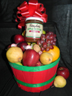 Fresh fruit gift baskets from Baughers Market in Westminster, MD